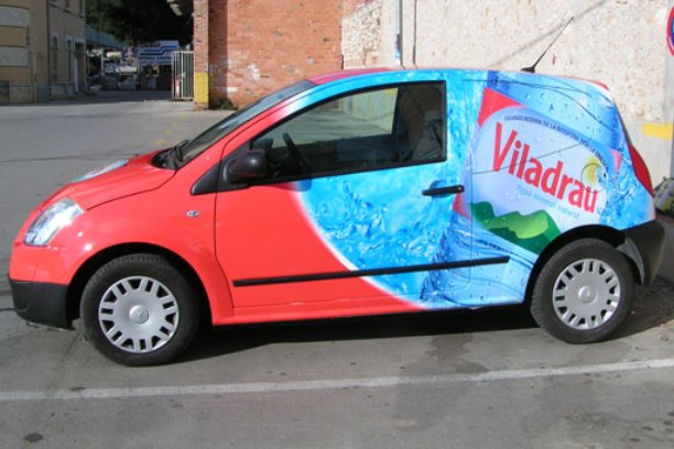 Cotxe Viladrau