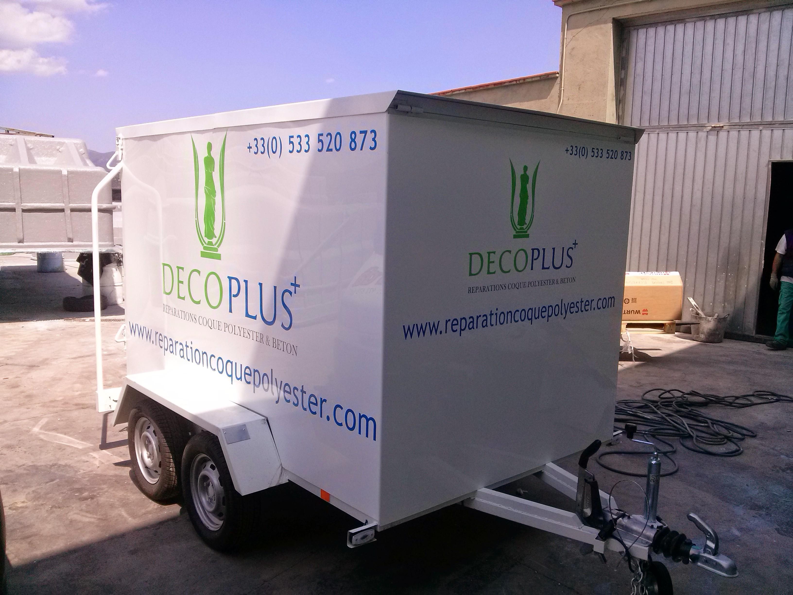 Remolc Decoplus