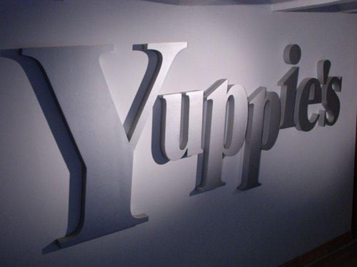 Yuppie's en PVC