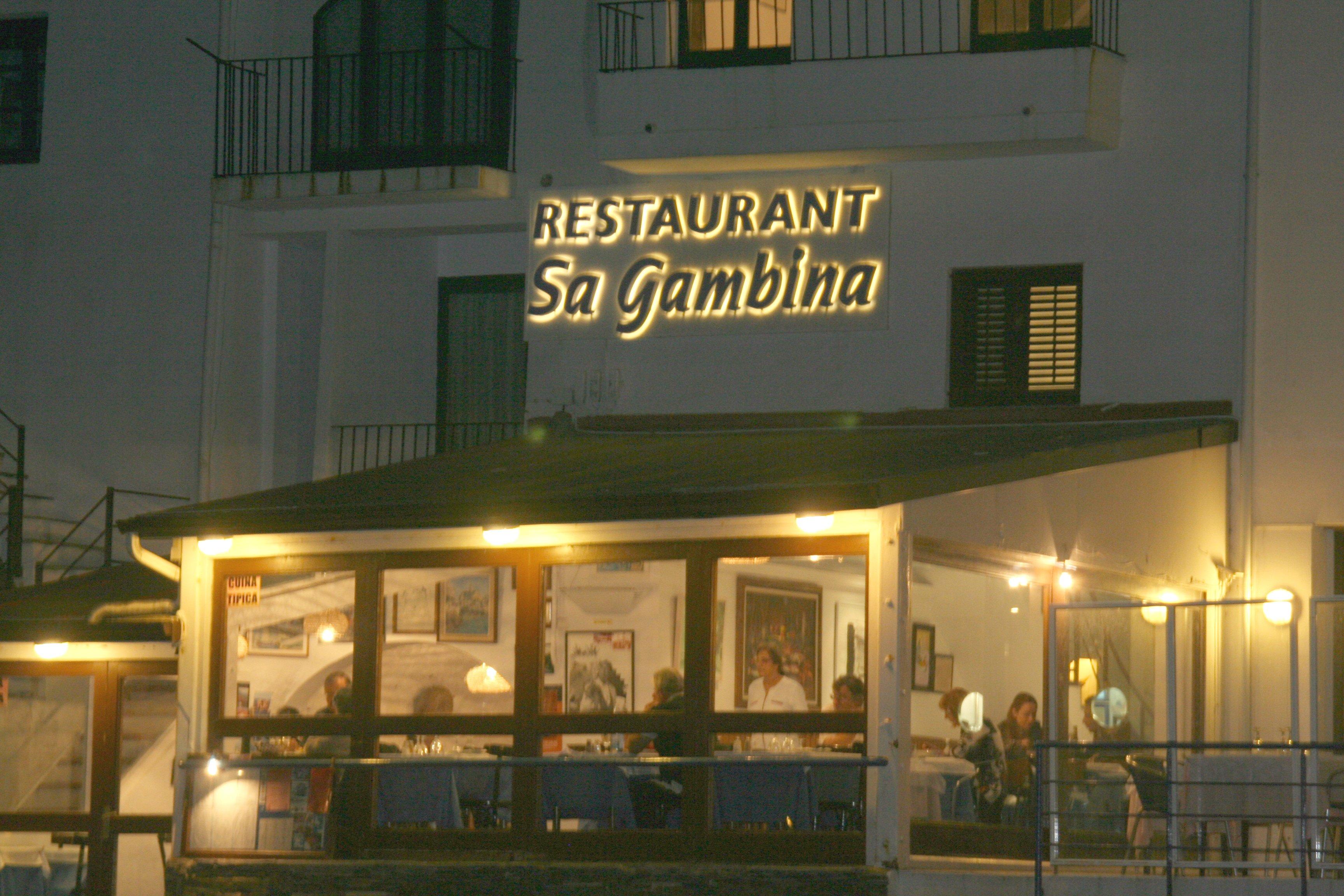 Restaurant Sa Gambina
